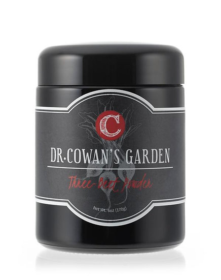 Three-Beet Powder - 6 oz Jar