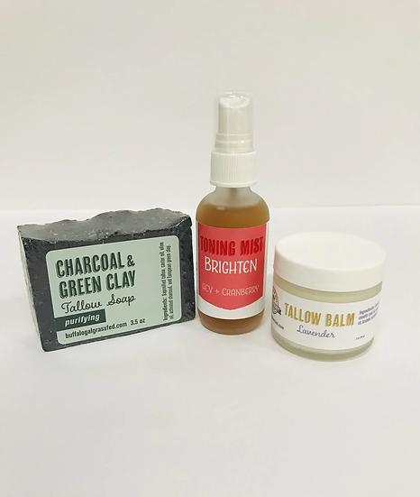Normal to Oily Skin Set - 1 kit