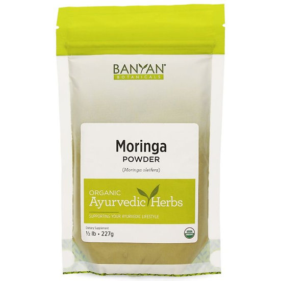 Organic Moringa Leaf - 8 oz