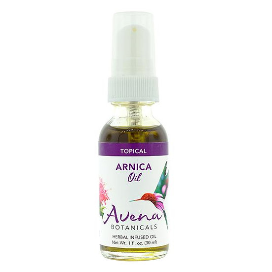 Arnica Flowers and Leaves Oil - 1 oz