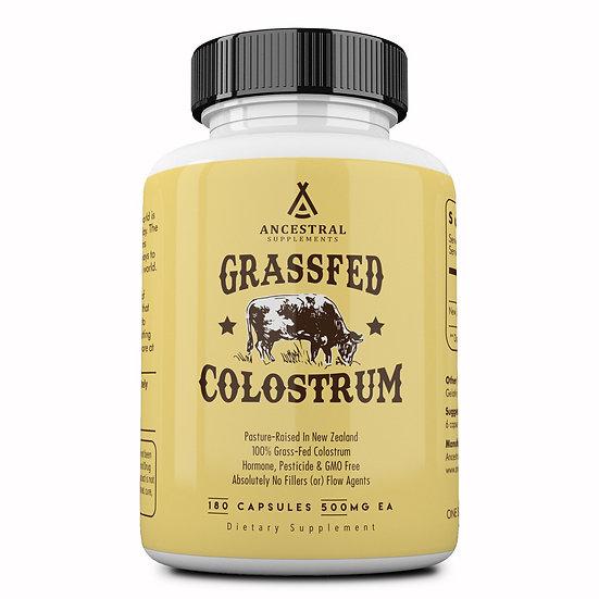 Grass-Fed Colostrum - 180 caps