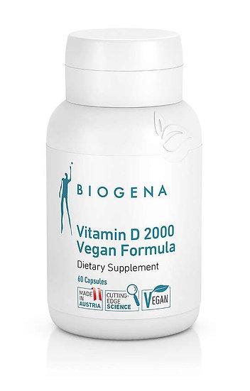Vegan Vitamin D 2000 - 60 caps