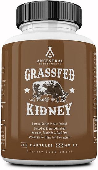 Grass-Fed Kidney - 180 caps