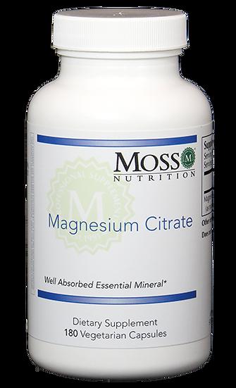 Magnesium Citrate - 180 caps