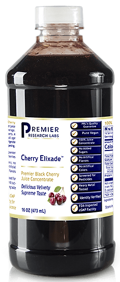 Cherry Elixade - 16 oz
