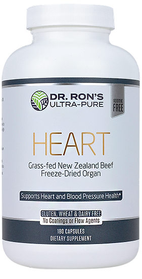 Grass-Fed Heart