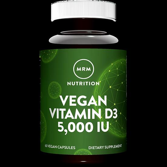 Vegan Vitamin D3 5,000 IU - 60 caps