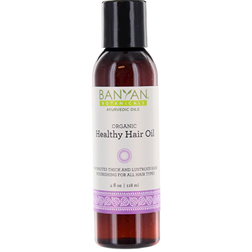 Healthy Hair Oil - 4 oz
