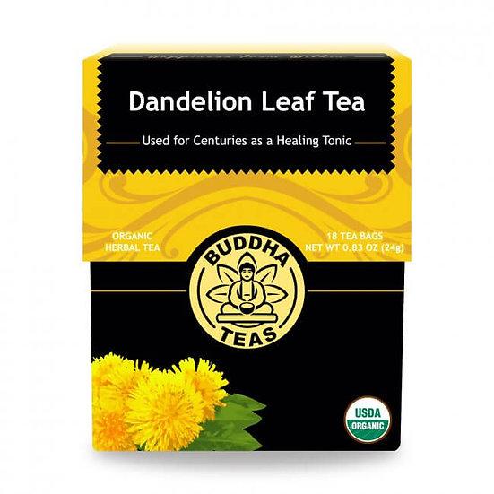 Dandelion Leaf Tea - 18 Tea Bags