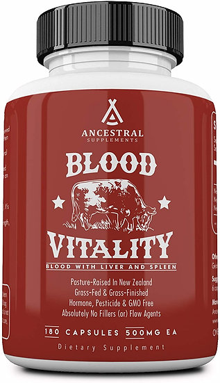 Blood Vitality - 180 caps