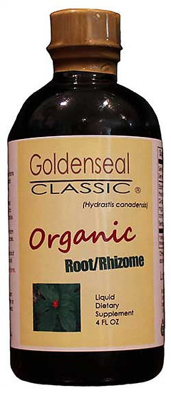 Goldenseal Classic Original Root and Rhizome - 2 oz