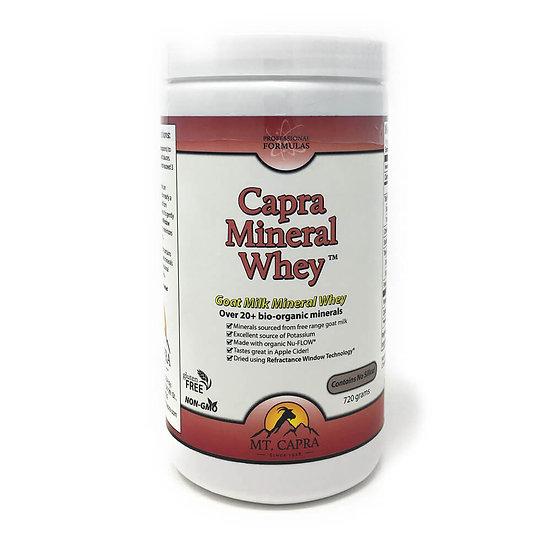 Capra Mineral Whey PRO - 25.4 oz