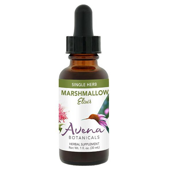 Marshmallow Root Elixir - 1 oz