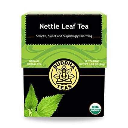 Nettle Leaf Tea - 18 Tea Bags