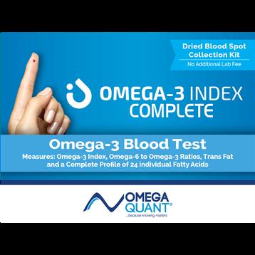 Omega-3 Index Complete - 1 kit