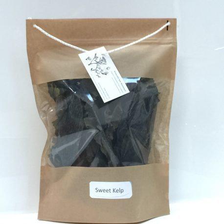 Whole Leaf Sweet Kelp - 100 grams