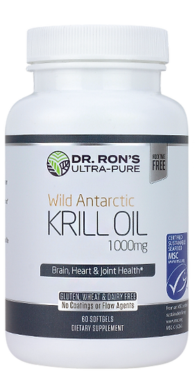 Krill Oil 1000 mg - 60 caps