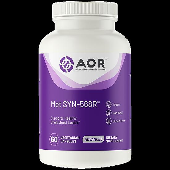 MET SYN-568R™ (Red Yeast Rice) - 60 caps