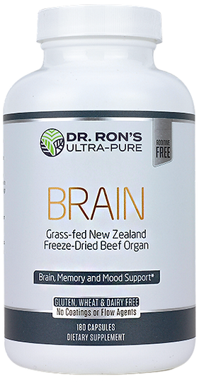 Grass-Fed Brain - 180 caps