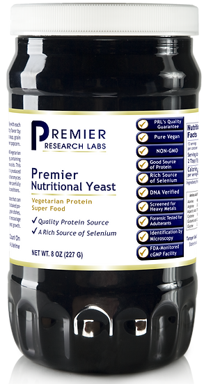 Premier Nutritional Yeast Powder - 8 oz