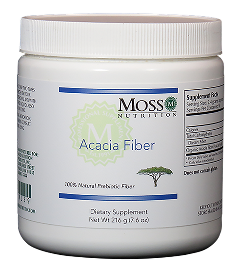 Organic Acacia Fiber - 7.6 oz