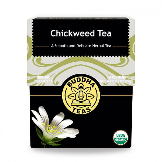 Chickweed Tea - 18 Tea Bags