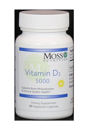 Vitamin D3 5000 - 90 caps