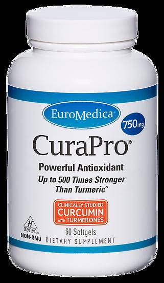 Curapro 750 mg- 60 softgels