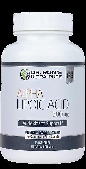 Alpha Lipoic Acid 300 mg - 120 caps