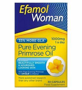 Evening Primrose Oil 1000 mg - 30 softgels