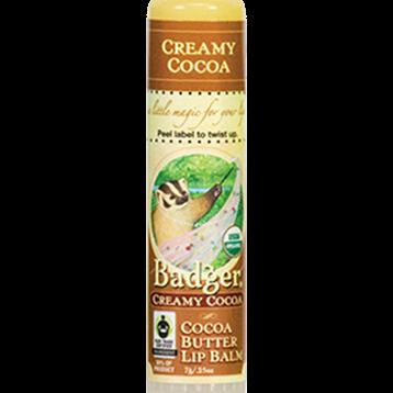 Creamy Cocoa Butter Lip Balm - .25 oz
