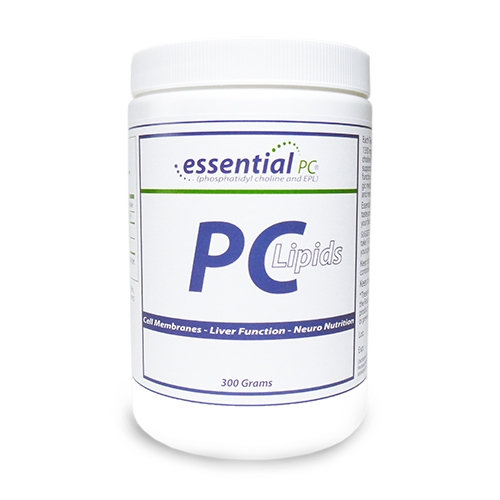 Essential PC Lipids (Lecithin) - 300 grams