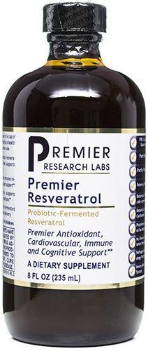 Premier Resveratrol - 8 oz