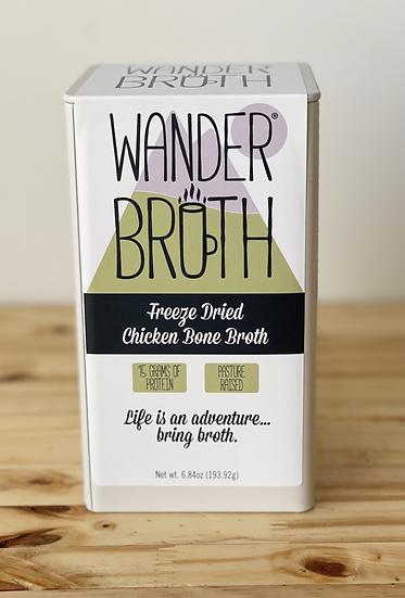 Freeze Dried Chicken Bone Broth - 6.84 oz