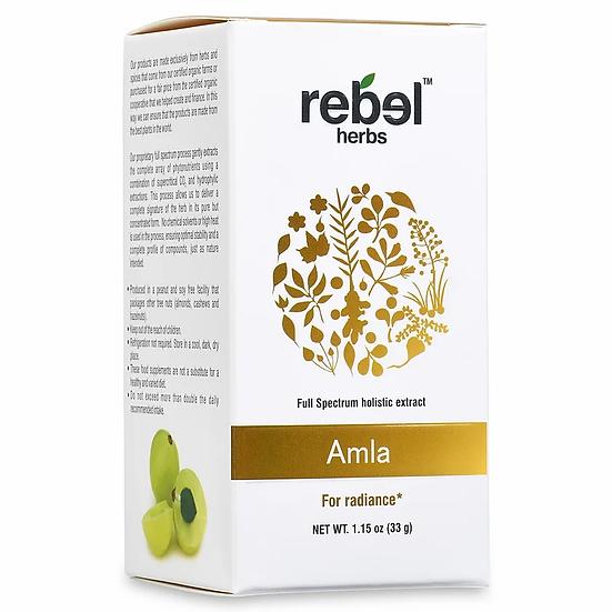 Amla Dual Extracted Powder - 1.15 oz