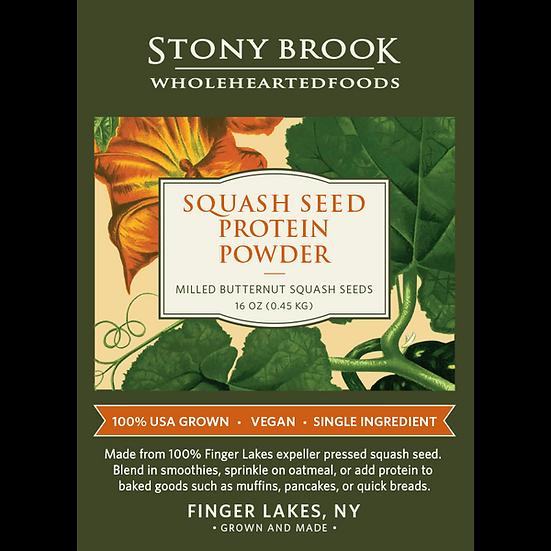 Butternut Squash Seed Protein - 16 oz