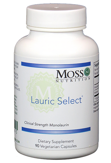 Lauric (Monolaurin) Select - 90 caps