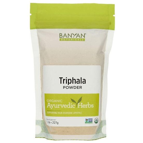 Organic Triphala Powder - 16 oz