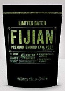 Limited Batch Fijian Premium Ground Kava Root - 8 oz