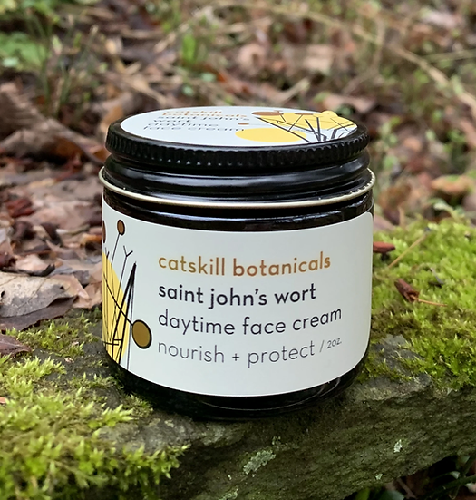 Saint John's Wort Daytime Face Cream - 2 oz