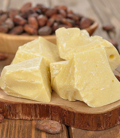 Organic Criollo Cacao Butter - 2.2 lb