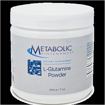 L - Glutamine Powder - 7 oz