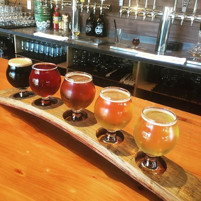 Beer Flights Available