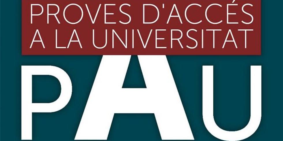 Proves PAU