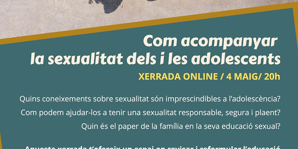 Xerrada: Com acompanyar la sexualitat dels i les adolescents