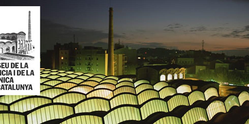 Visita Museu de la Ciència i de la Tècnica de Catalunya