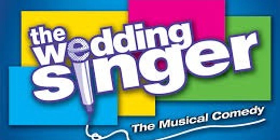 Wedding Singer Audition (Tuesday, Jan 7)