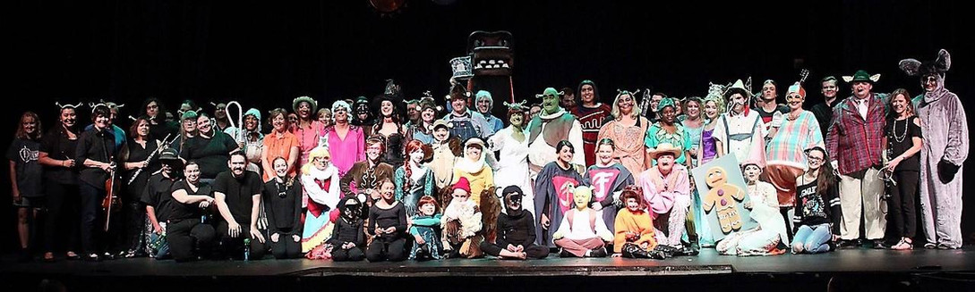 Shrek Cast 2018