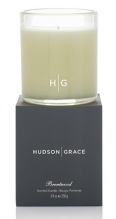 Hudson Grace Brentwood Candle