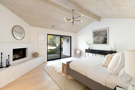 Cozy and Calming Master Bedroom